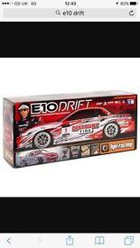 E10 drift