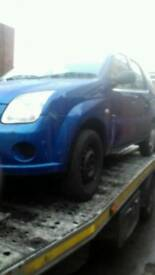Suzuki ignis parts suspension leg