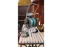Garden Hose with Trolley