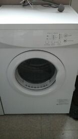 bush tumble drier brand new also has hose togo with it that hasn't been used