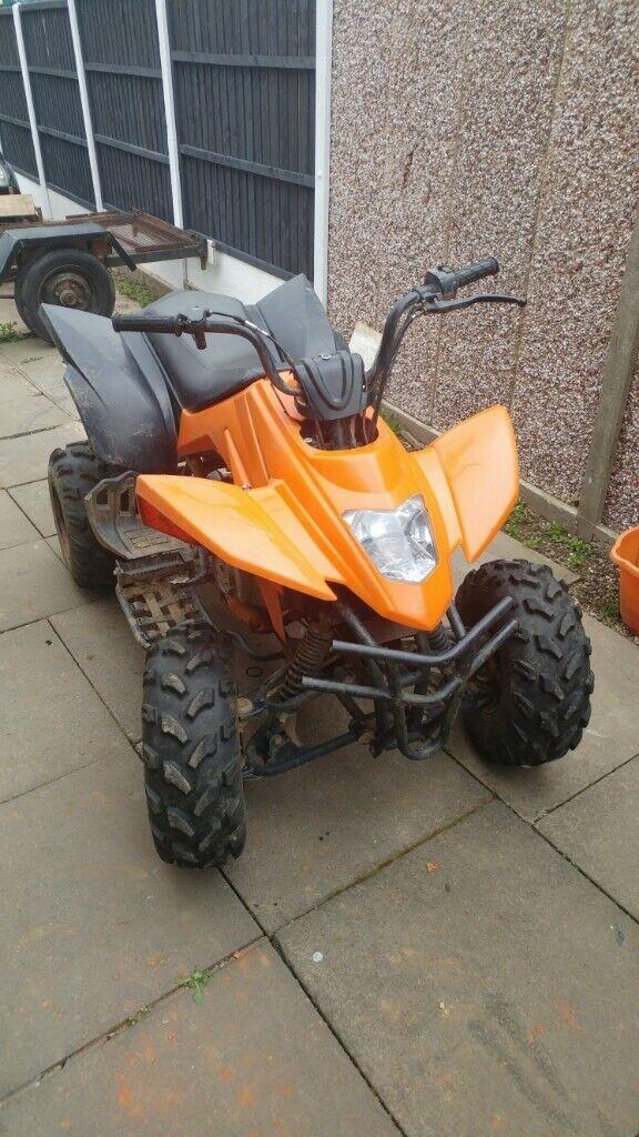 RATO ATV 150CC QUAD BIKE | in Coalville, Leicestershire