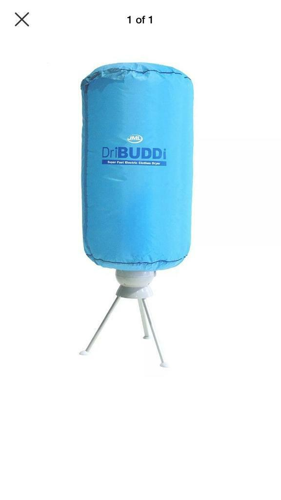 Dri Buddy- clothes dryer