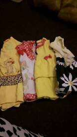 3-6 months girls bundle more pics available