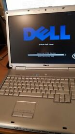 BIG 17INCH DELL 1720, UPGRADED REFURBISHED, 4 GIG MEM, DUAL CORE, WIN10, OFFICE, LONG EATON COLLECT