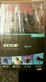 Edge action camera hd30w