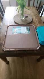Puppy toilet training mat and pads