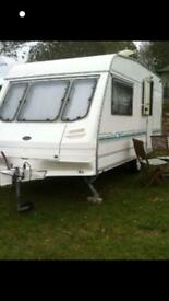 To let caravan to rent country view