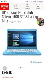 Hp stream laptop 14 inch windows 10