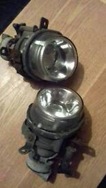 Hyundai coupe fog lights great condition