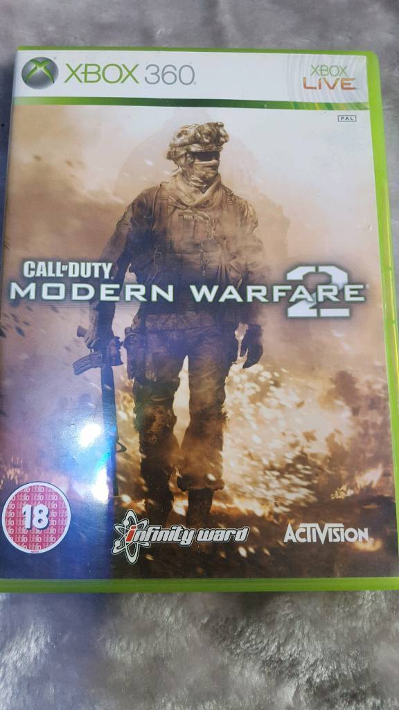 Call of Duty: Modern Warfare 2 (MW2) for Xbox 360 *Xbox One Compatible*    in Sheffield, South Yorkshire   Gumtree