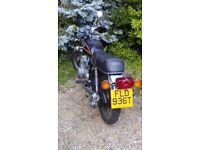 Honda CB550K MOT Aug 18 Good unrestored condition