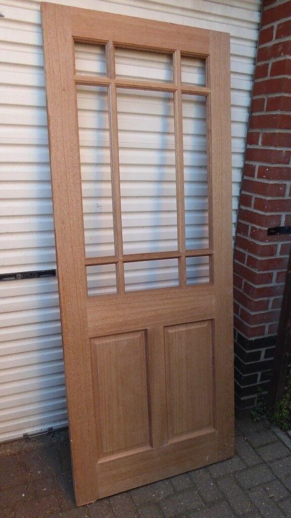One Exterior Door For Sale Surplus To Requirements Buyer Collects In