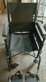 WHEEL CHAIR IN VERY GOOD CONDITION
