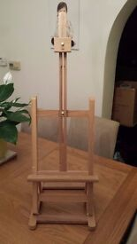 Artists Easel table top version