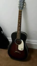 Jim Dandy Parlour Guitar Inc Gator Hard Case