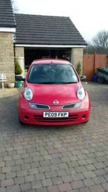 Nissan micra CHEAP INSURANCE AND TAX