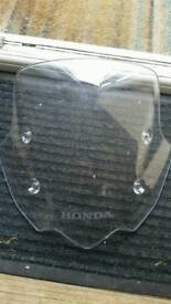 Genuine Honda CB500X Front Windshield Screen