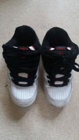 Mens Airwalk Skate Trainer Shoes - Size 9