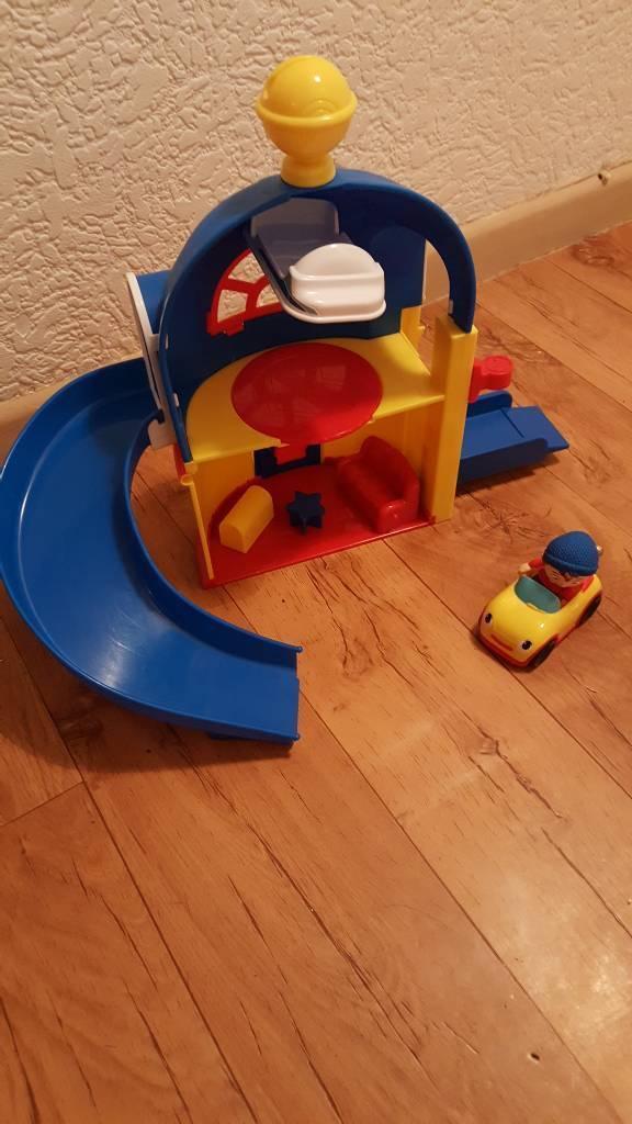 Kids noddy house playset