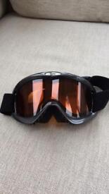 Ski goggles, small size