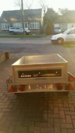 Daxara 127 erd trailer