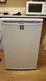 Hotpoint Iced Diamond RLAAV21 Under Counter Fridge - Excellent Condition