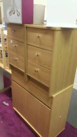 New 2 Bedside Drawer Units £60 for both