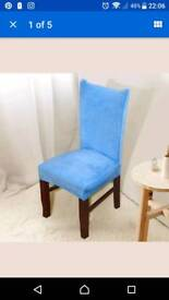 8 New dining chair covers