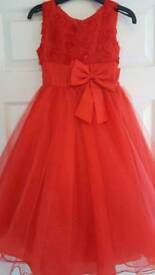 Party dress age 11/12