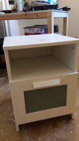 Free bedside cabinet