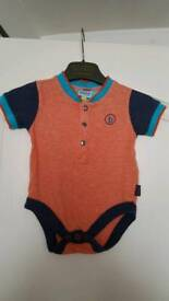 Baker by Ted Baker boys bodysuit