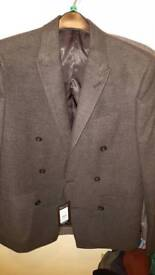 Black 38R Suit jacket from New Look