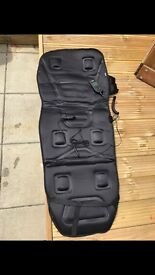 12 V Car seat heated massage cover brand new