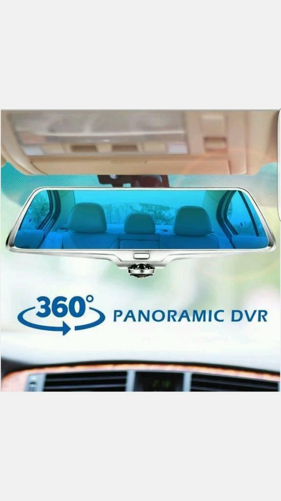 360 view Dashcam