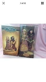 Disney Limited Edition Rapunzel and Gothel DFDC