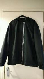 Waterproof man's jacket with hood £5