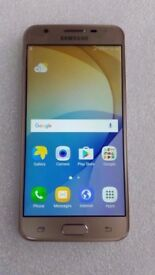 SAMSUNG GALAXY J5 PRIME GOLD UNLOCKED BRAND NEW