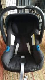 Britax Baby Safe Car seat