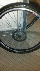 Wheel 26inch front