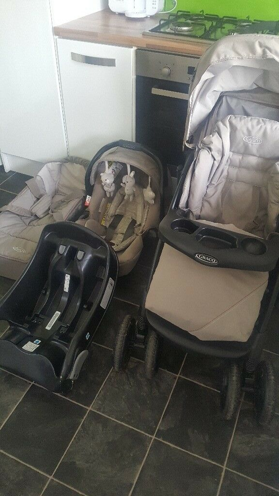 Graco quattro travel system