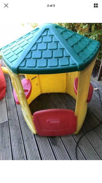 Terrific Little Tikes Country Cottage Garden Playhouse In Basildon Essex Gumtree Download Free Architecture Designs Saprecsunscenecom
