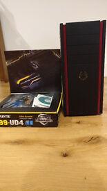 HIGH-END PC: i7 6x3.3GHz, 512GB SSD, 16GB DDR4