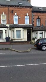 4 Bed Terrace House for Rent £500 per month. 93 Bloomfield Avenue, Belfast.