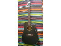 Fender CD60CE Electro-Acoustic Guitar