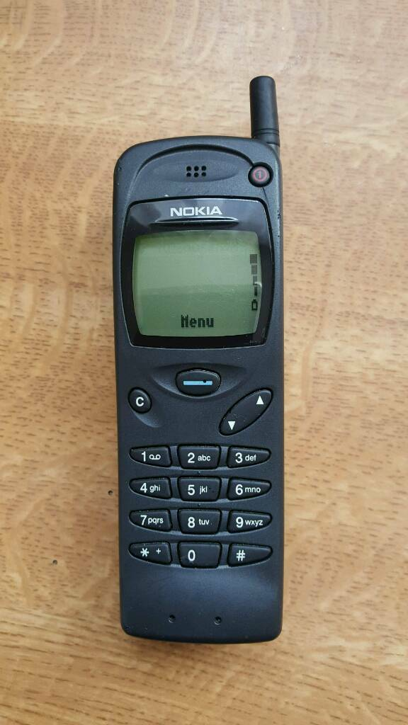 Nokia 3110 old style mobile phone in romsey hampshire - Vintage look mobel ...