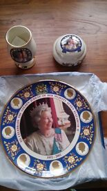 Golden Jubilee 2002 pottery collection