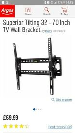 32-70 inch superior tilting tv bracket