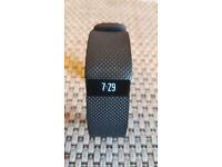 Fitbit Charge HR Heart Rate and Activity Wristband Health Monitor (and watch!)