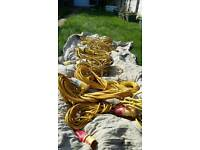 110v extension cable leads