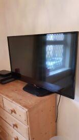 LG 42LN5400 42 inch Full HD LED TV.